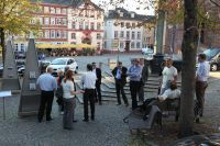 2.1 Guided Tour Wetzlar Domplatz