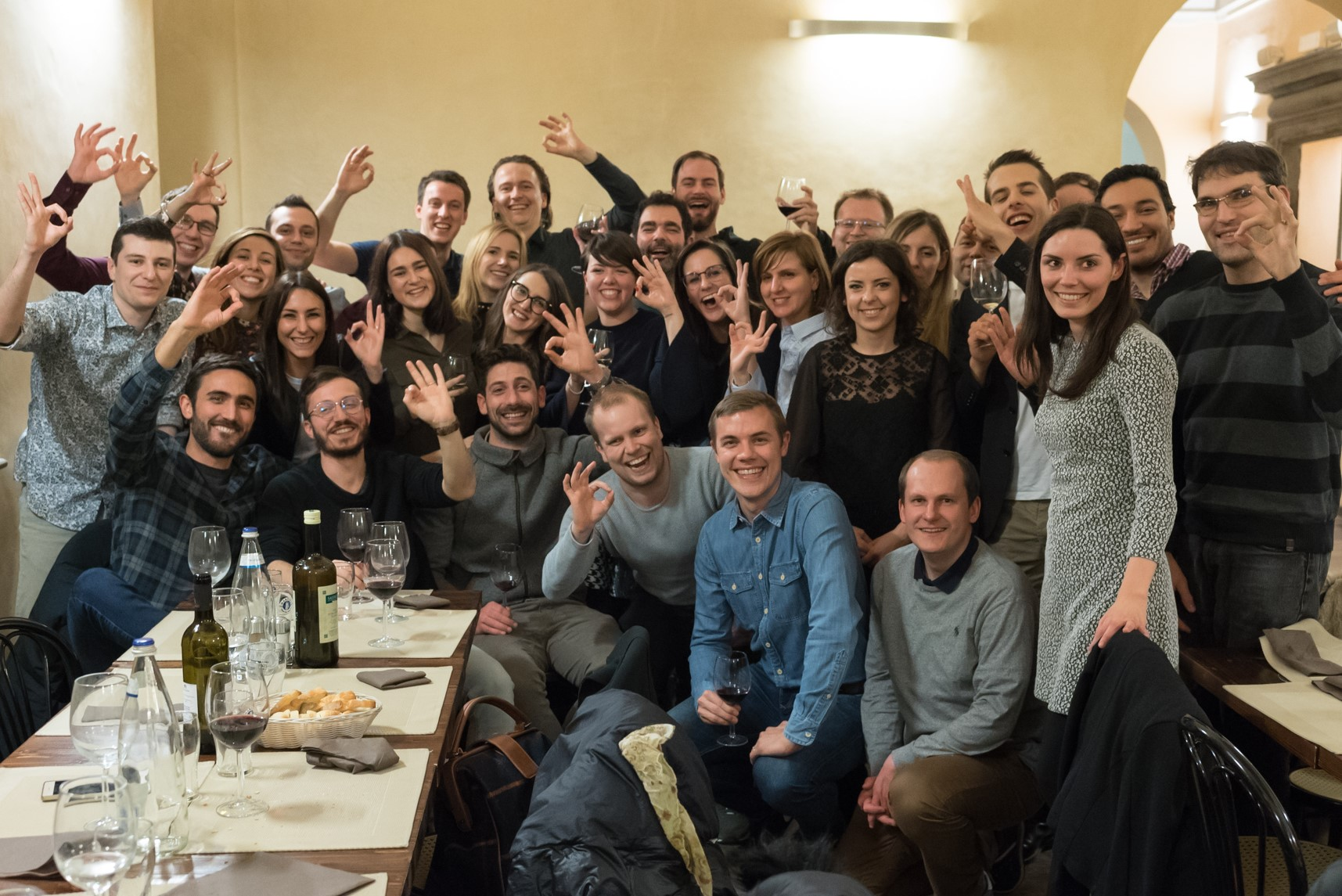 MBA Bergamo Group 2018