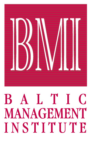 Baltic Management Institute (BMI) logo